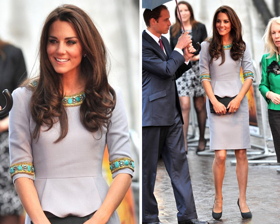 kate-middleton-Matthew-Williamson-Embellished-wool-crepe-peplum-dress