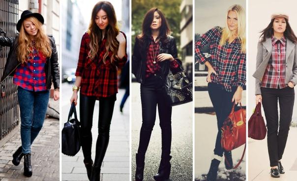 Como-usar-camisa-xadrez-com-calça-jeans